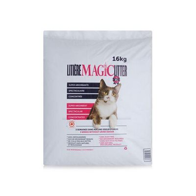 LITIERE MAGIC 16KG