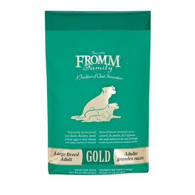 FROMM GOLD CHIEN GRANDE RACE 15KG