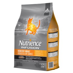 NUTRIENCE INFUSION CHAT ADULTE 2.27KG