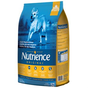 NUTRIENCE ORIG. MOYENNE RACE 5KG