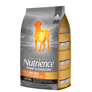 NUTRIENCE INFUSION CHIEN GRANDE RACE 10KG