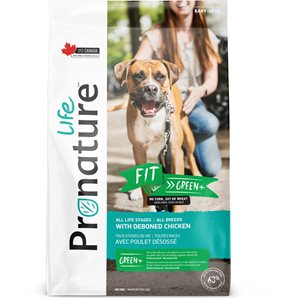 PRONATURE LIFE CHIEN FIT POULET 11.3KG