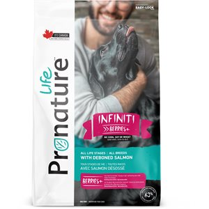 PRONATURE LIFE CHIEN INFINITI SAUMON 11.3KG